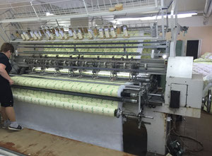 Yiboda 3-row, 20 mm thickness Automatic machine