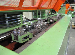 Used Schumag KZRP-2B Wire drawing machine