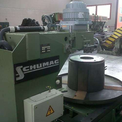 2 mm machine