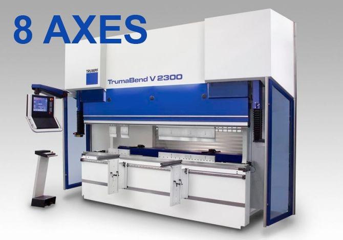 products folding trumpf panel machine