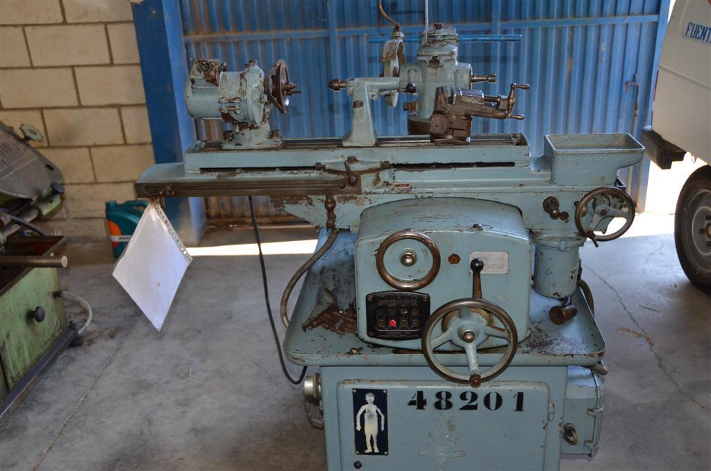 machine m6