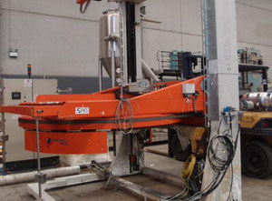 ROBOPAC Genesis HSTI Stretch wrapping machine