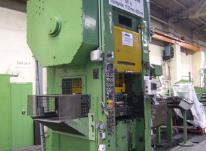 Lübbertsmeier DP 16 metal press