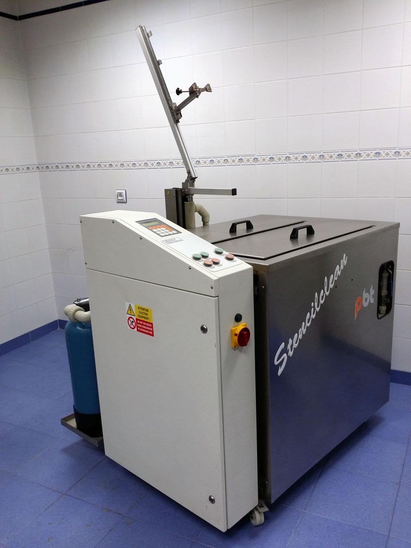 pbt machine