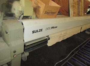 Sulzer TPS600 Loom with jacquard