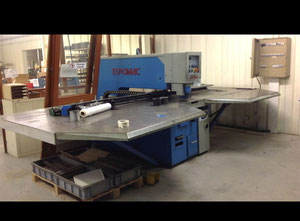 Euromac CX 1000/300 Punching machine / nibbling machine with CNC