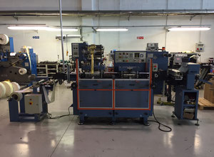 Berra S2 Labels printing machine