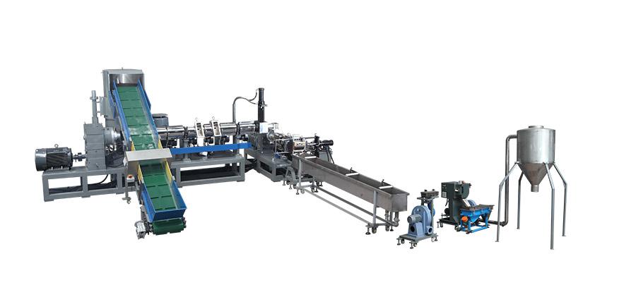 machine de recyclage plastique qt pelletizing machiner machines d 39 occasion exapro. Black Bedroom Furniture Sets. Home Design Ideas