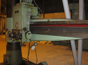 Csepel RF 31/C Radial drilling machine