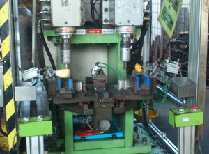 HYDRAULIC DOUBLE RIVETING MACHINE FOR SALE