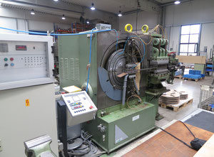 Finzer ZUB360 multislide machine