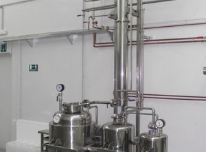 Ipc Proinz Extraction Herbal extraction plant used