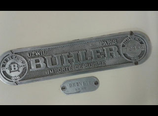 Buhler 3 cylinders P60314016