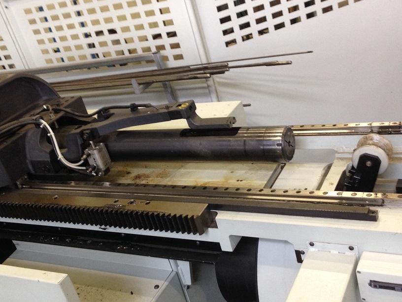 Curvadora de tubo blm e turn 52 maquinas de segunda mano for Curvadora de tubos segunda mano