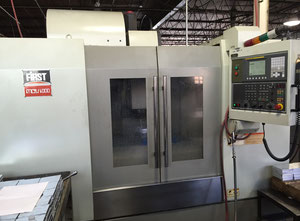 Fresadora cnc vertical First MCV-1000