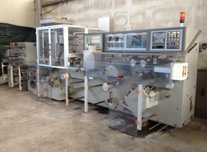 USED IMA  Mod. C90-A91 - BLISTERING AND CARTONING LINE