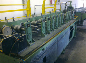 Dallan TVE 40 profile making machine