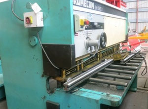 Cisaille guillotine hydraulique PROMECAM 2000 mm x 10 mm