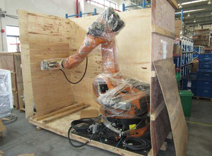 Robotica industrial Kuka KR 140
