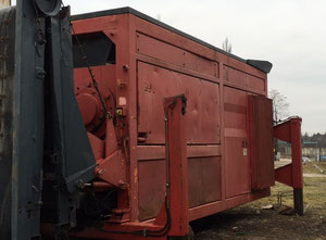 Used Doppstadt DW 3080 shredder, Crusher