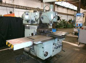 Fresadora cnc universal Tos FGS 50/63 X:1400 - Y:630 - Z:500 mm
