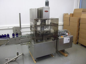 Cremer CF 830/ M2 Tablet Counter and Bausch + Stroebel KS 1020 Capper
