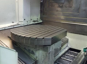 Centre d'usinage vertical Mori SEIKI TV400 2 pallets
