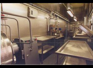 Pasterizační stroj Meclat FAMILY 230