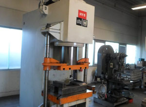 Wmw-Zeulenroda PYE 250 S/1M metal press