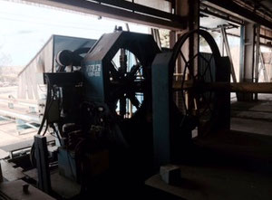 Vifesa KMP-800 machine for the production of piles