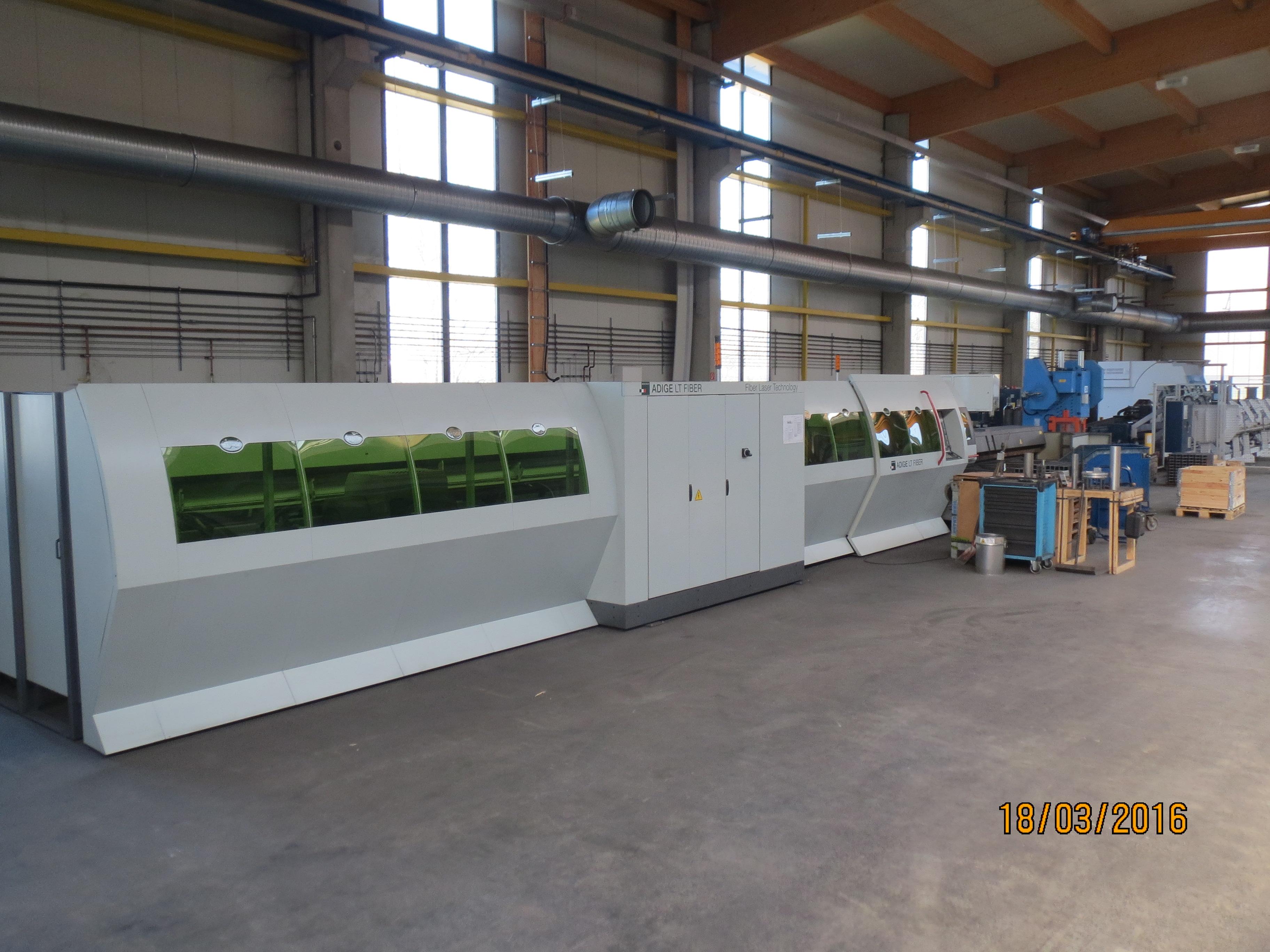 Blm Adige Lt Fiber Tube Laser Cutting Machine Exapro