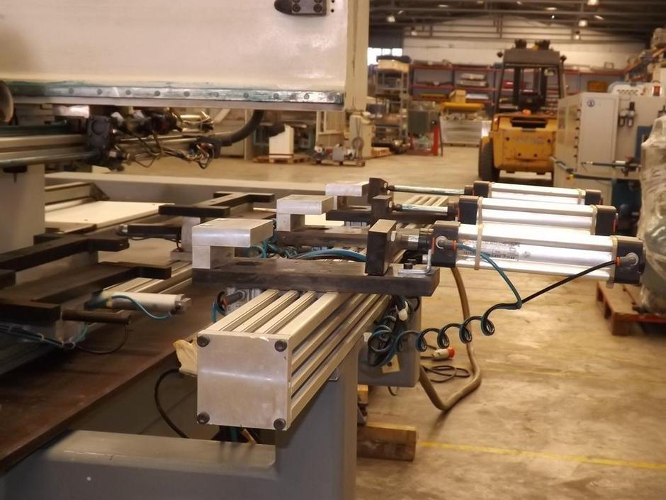 Used Rierge NT Door Wood CNC machining centre - Exapro