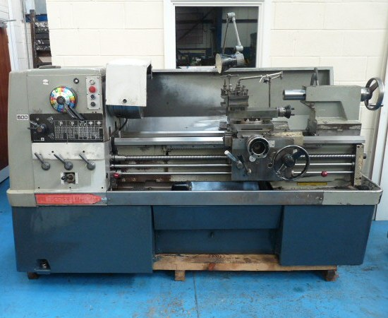 Metal Lathe For Sale >> Used Colchester Mastiff 1400 lathe - Exapro