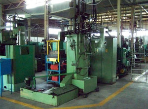 Warinelli VB6-1000 Broaching machine