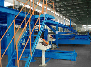 Production line Polyurethane
