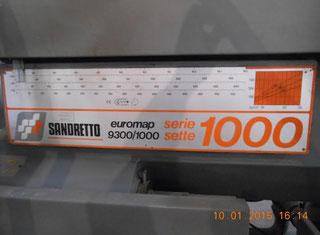 Sandretto Euromap 9300 / 1000 P60429044
