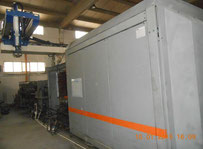 Sandretto Euromap 9300 / 1000 Injection moulding machine