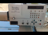 Used Barudan Unitech BESR Embroidery Automat One head / multi-heads embroidery machine