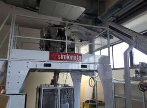 Used Simionato Mts8 Bagging machine - Vertical -  Sachet machine