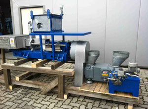Coperion Werner ZSK 83 Extrusion - Twin screw extruder