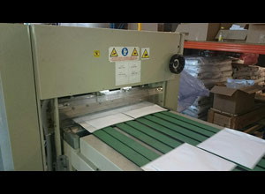 Welding Machinery S.R.L. SBC 650 Envelopes making and printing machine