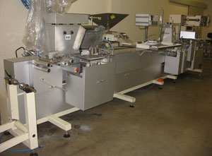 Used Klockner CP10-EL Thermoforming - Form, Fill and Seal Line