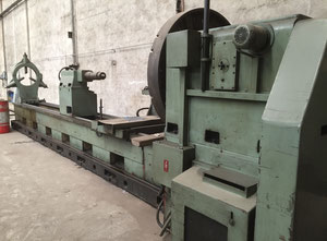 Gurutzpe Super-BT heavy duty lathe