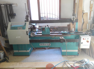Used Intorex TB-1300 Wood lathe