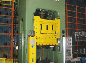 Muller ZE 160 hydraulic press
