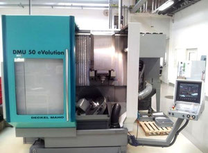 DECKEL MAHO DMU 50 eVolution Machining center - vertical