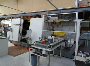 Two spindlle CNC Lathe Gildemeister TWIN 65