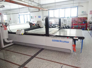 Used Gerber GT7250 Automated cutting machine