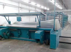 Huys Sigma Sectional warping machine