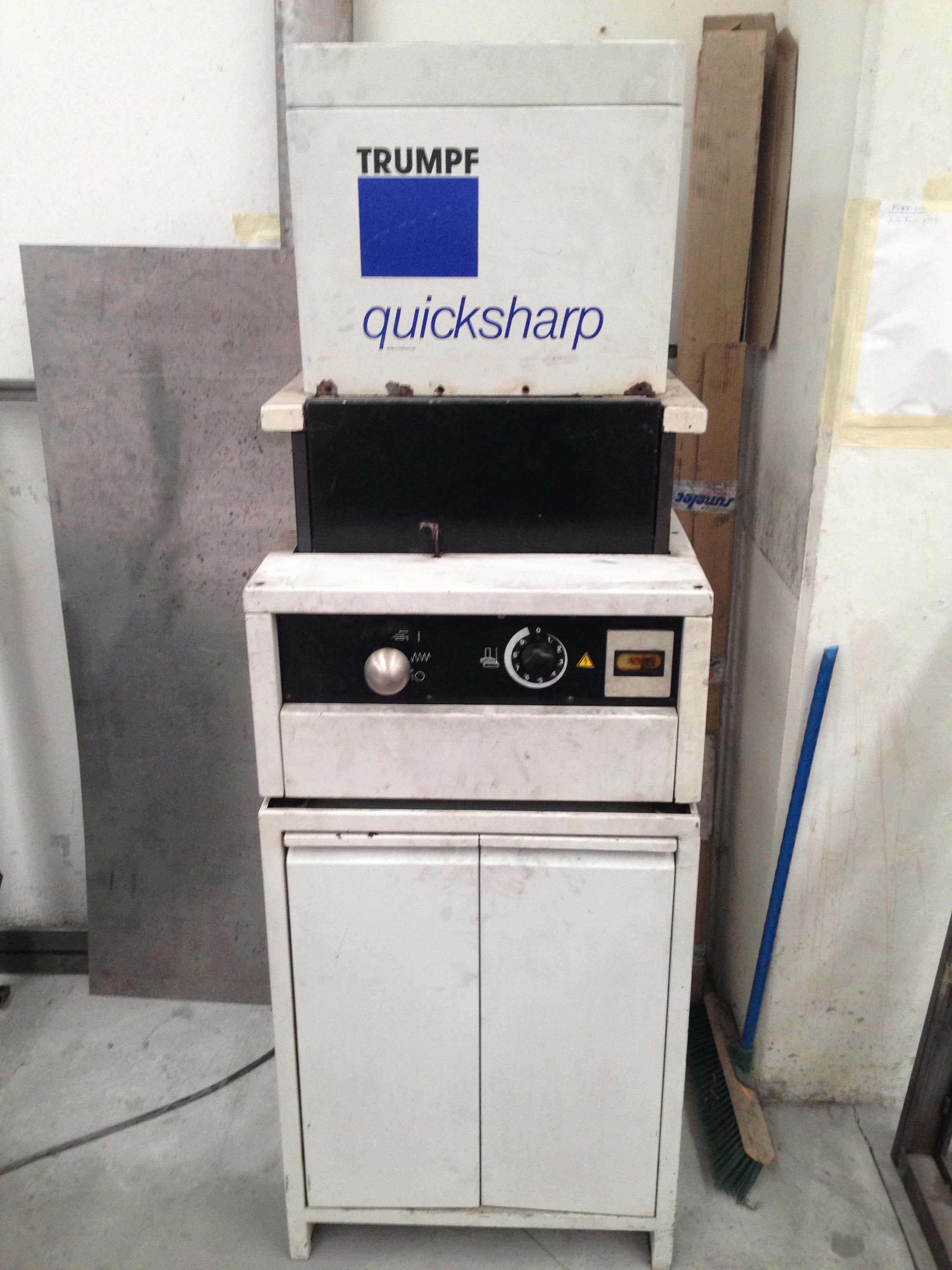 Trumpf quicksharp